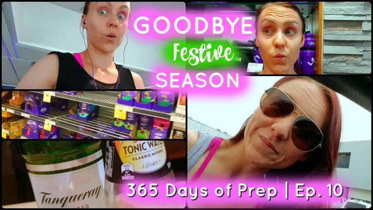 Bikini competition prep. How to and a vlog for you to follow! Goodbye festive season, hello 2017 | 365 Days of Prep | Ep. 10