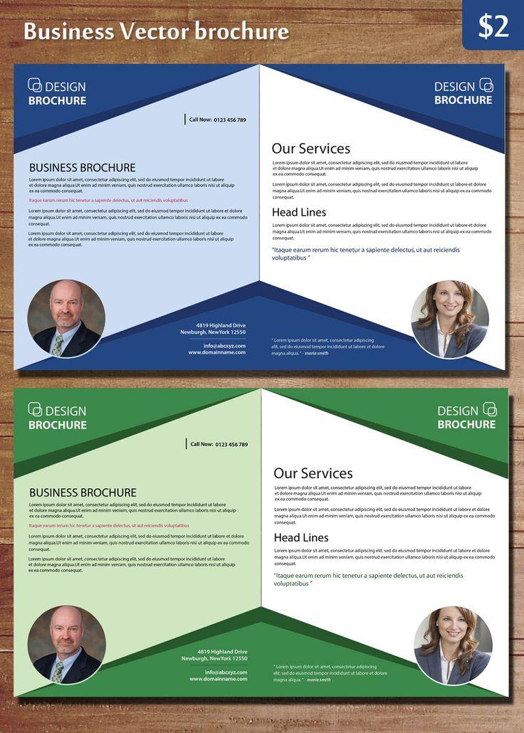 30 best brochure Design images on Pinterest Brochures and Templates - pamphlet sample