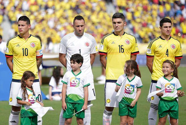 Colombia sintió las bajas de Torres James Teófilo y Falcao - Antena 2