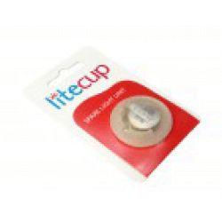 Rød lysenhed til Litecup spildfri kop.