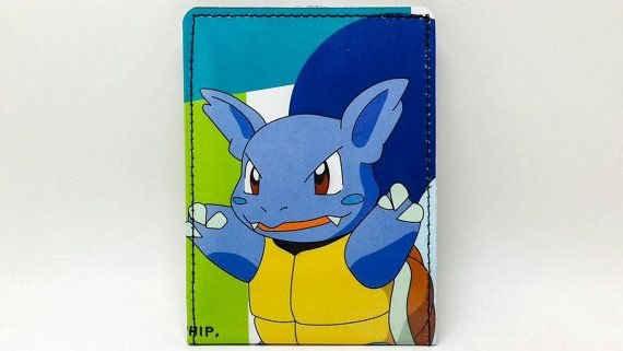 Check out this item in my Etsy shop https://www.etsy.com/listing/246304013/sewn-comic-book-wallet-pokemon-handbook