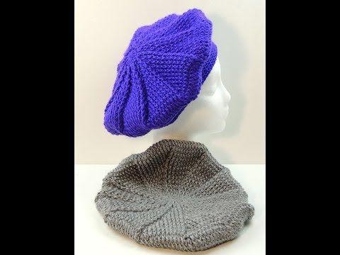 Crochet: Boina - YouTube