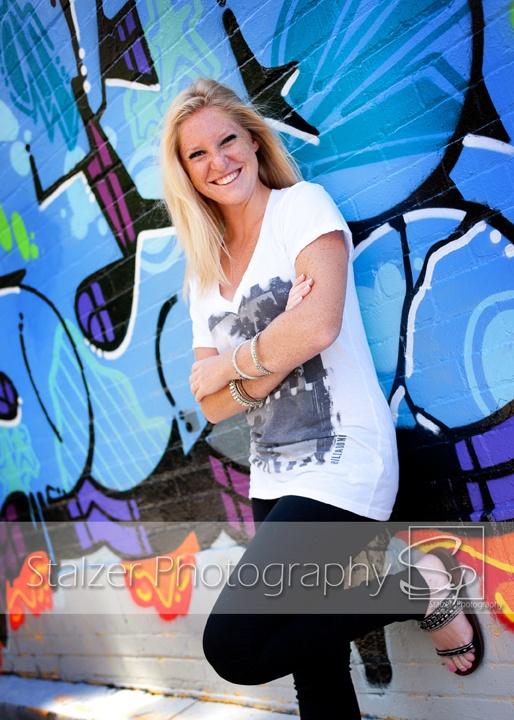 Senior Pictures / Graffiti / Giggles / Minneapolis