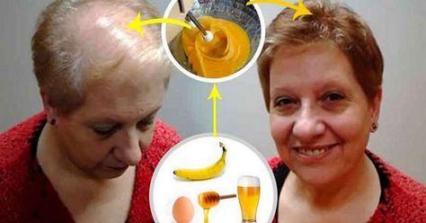 Маска для волос с бананом и пивом