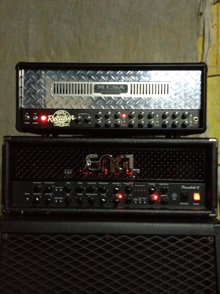 Mesa Triple Recti & Engl Powerball ll