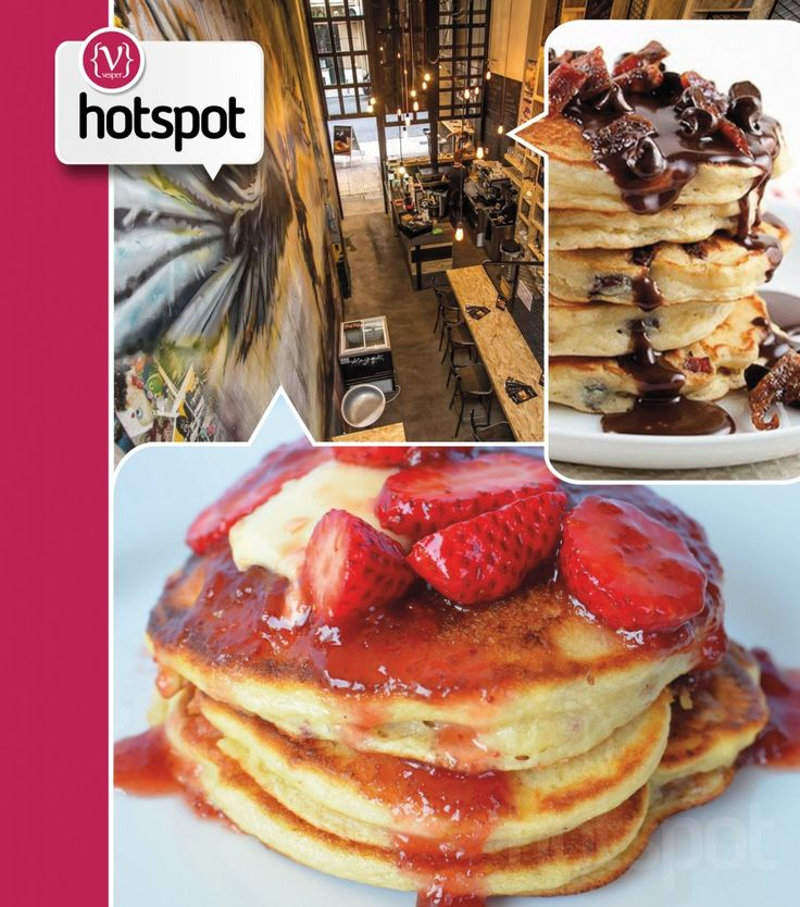 Hot Spot Melinikon – The Greek Pancake House  http://vesper.gr/s/hot-spot-melinikon-2/