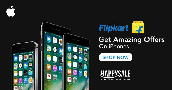 #Celebrate 10 glorious years of the #iPhone with the #Flipkart #Apple fest. #iphone10thanniversary