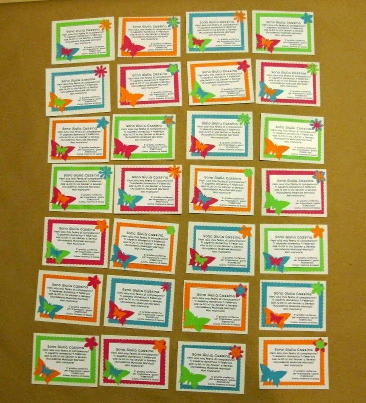 Oltre 1000 idee su Biglietti D'invito su Pinterest  Inviti, Biglietti D'invito A Nozze e ...