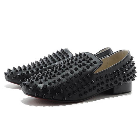 Flat Slip On Shoes Men
