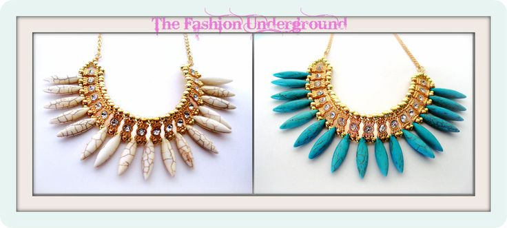 Going tribal has just become much easier, Step out and step up and just dazzle