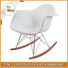 Pas cher en plastique Eames RAR chaise / RAR Rocking Chair à vendre