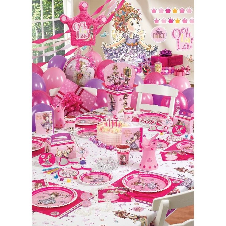 Fancy Nancy: Parties Supplies, Party Packs, Birthday Parties, Parties Packs, Parties Ideas, Bday Parties, Nancy Parties, Fancy Nancy, Birthday Ideas