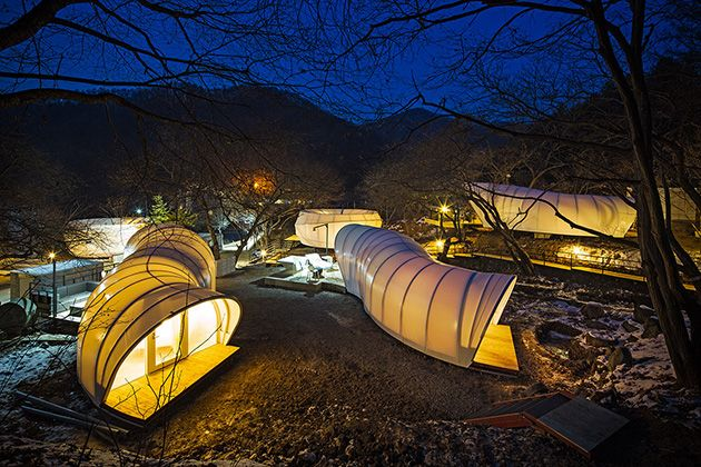 Glamping Tents By ArchiWorkshop 3