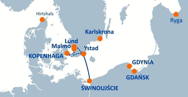 Z wizyta w Lund, Malmo i Kopenhadze - przez Ystad