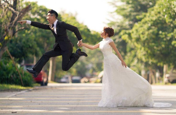 So. much. fun.   Photo Josh Chong Photography. www.theweddingnotebook.com