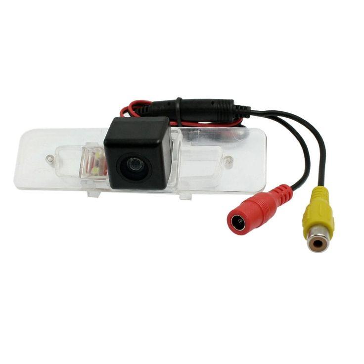 Unique Bargains Unique Bargains 1/4 CCD Waterproof Parking Rear View Backup Camera for Subaru Legacy