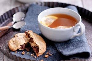Gooey chocolate chip cookies Recipe - Taste.com.au Mobile