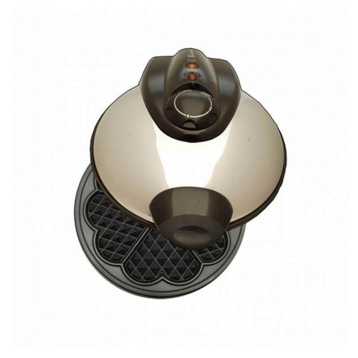 cool Euro-Cuisine WM520 Eco Friendly Heart Shape 8 inch Waffle Maker - WM520,  #Euro-CuisineSpecialtyAppliances