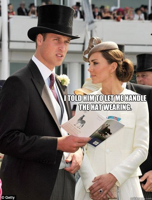 i love the 'kate middleton for the win' memes.  they are the best.