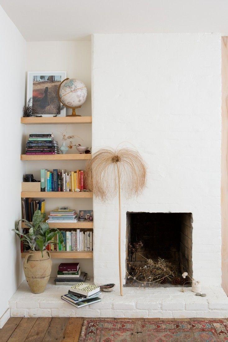 más de 25 ideas increíbles sobre white painted fireplace en pinterest