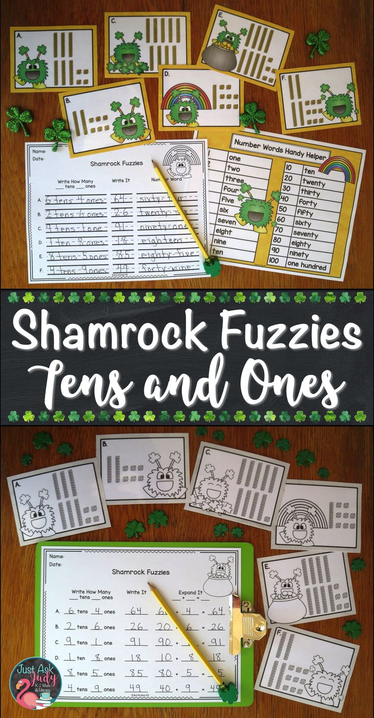 Best 25 expanded form math ideas on pinterest what is expanded engage your students with this st patricks day themed roam the room small group place falaconquin