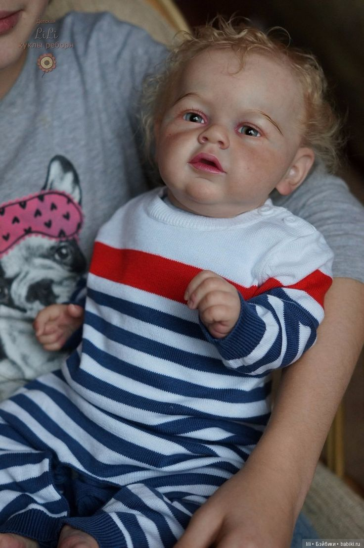 Мой малыш Маркус / Куклы Реборн: изготовление своими руками, фото, мастера / Бэйбики. Куклы фото. Одежда для кукол