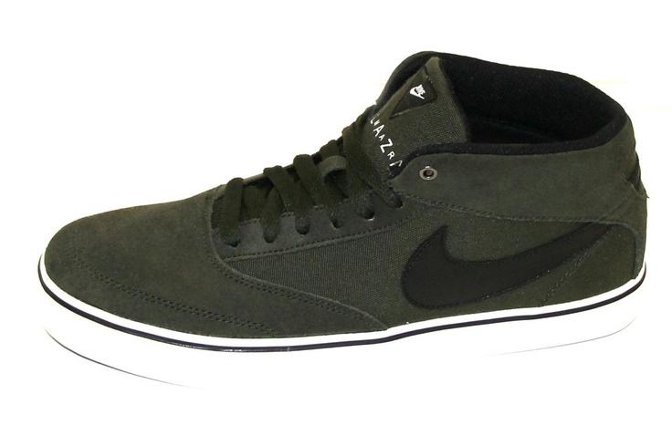 Nike Omar Salazar LR Sequoia Olive Green Atomic White Swoosh #Salazar #Nike #Jordan $55.99