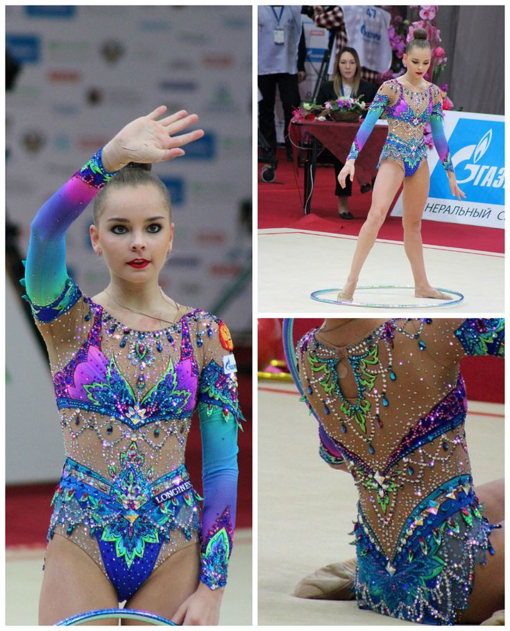 Arina Averina (Russia), hoop 2018