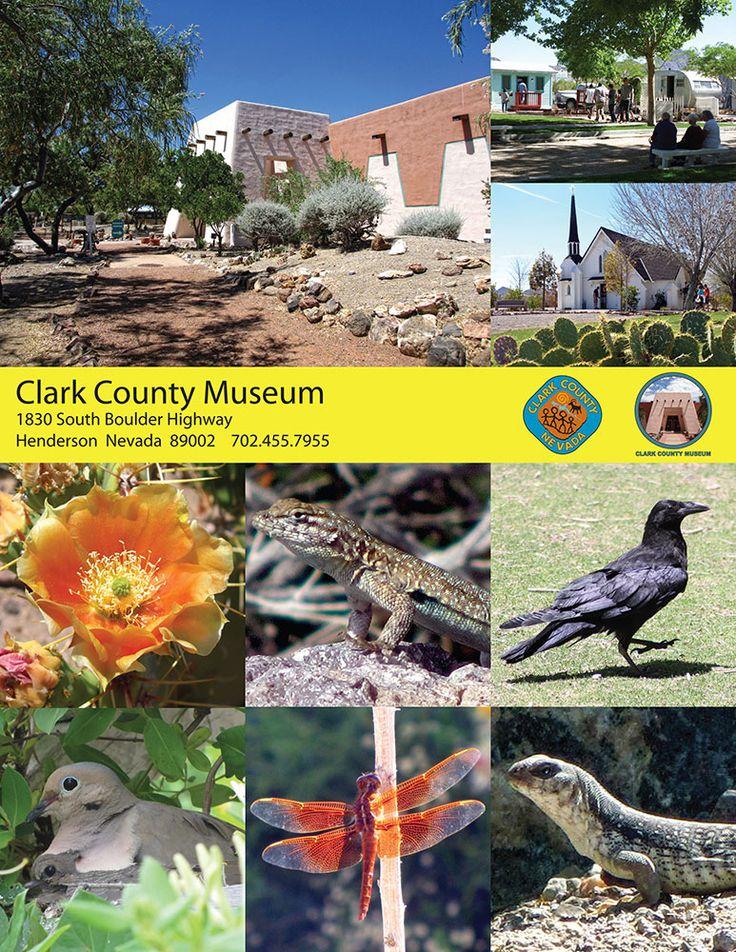 Clark County Museum (in Henderson, NV outside of Las Vegas)