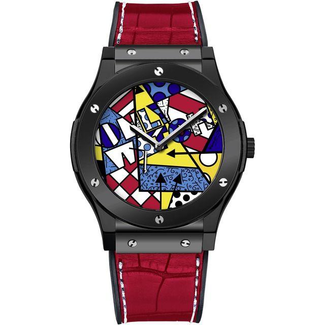 Hublot, brand new watches