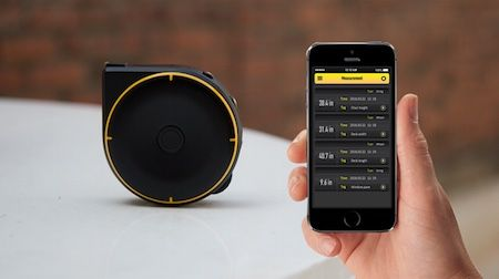 Bagel: The World's Smartest Tape Measure
