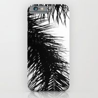 The Palm Project iPhone 6 Slim Case by CoKiCu  NOW AVAILABLE on Society6  We are for #black  We are for #white  We are for #palmtrees We are for CoKiCu   #print #photography #gift #birthday #travel #iphone #ipad