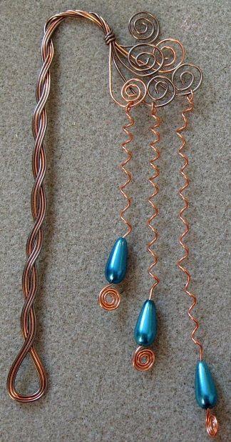 Wirework bookmark