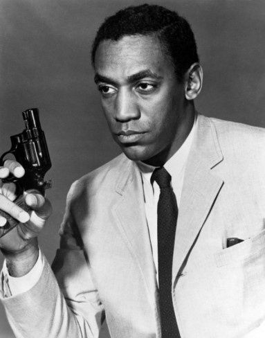 On May 22, 1966 Bill Cosby becomes the first African American to receive an Emmy for best actor in a dramatic series, for his role in I Spy