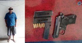Durante las últimas horas y en hechos separados, dos sujetos armados fueron detenidos