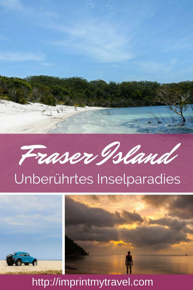 Australien Reise: Reisebericht Fraser Island, unberührtes Naturparadies in Queensland.