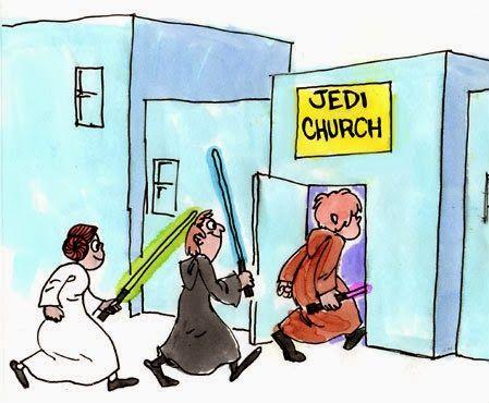 Igreja Jedi já é a 7ª maior da Inglaterra, com 175 mil fiéis