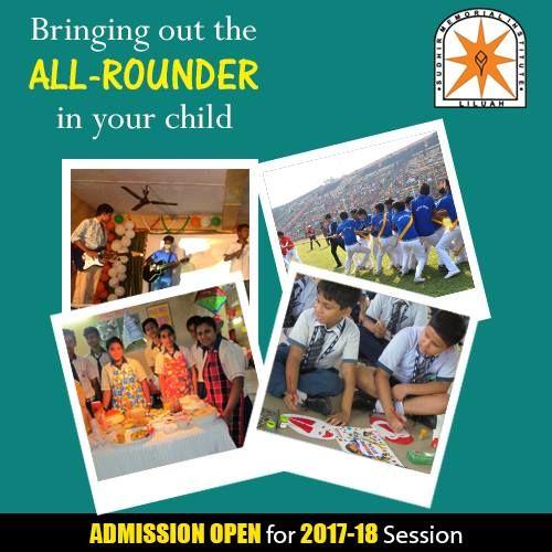 Admission in CBSE School in Howrah - Sudhir Memorial Institute Liluah