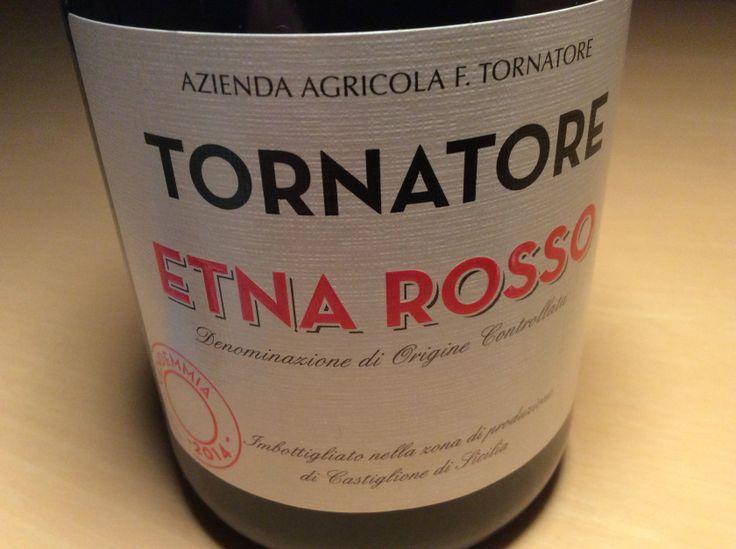 Etna Rosso – vin på vulkaner? – Kronebryg – om vin!