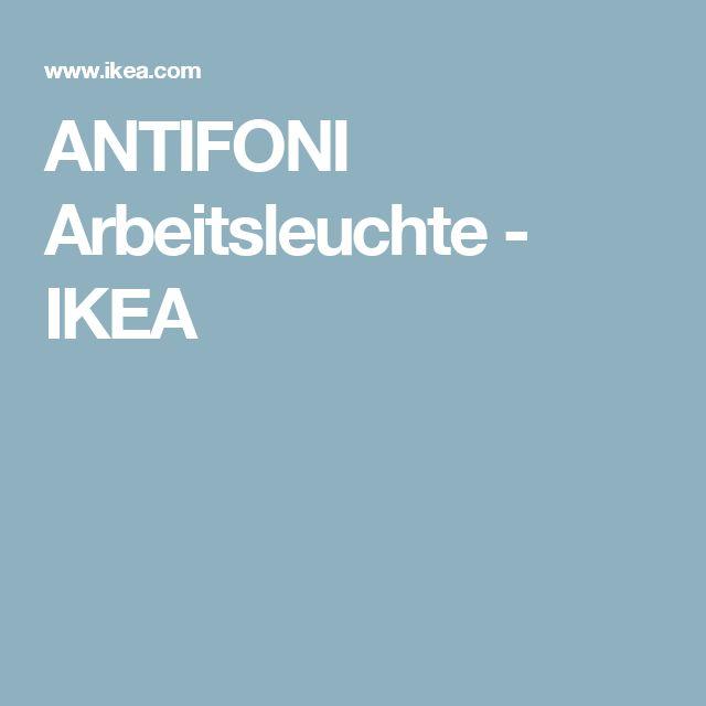 ANTIFONI Arbeitsleuchte   - IKEA