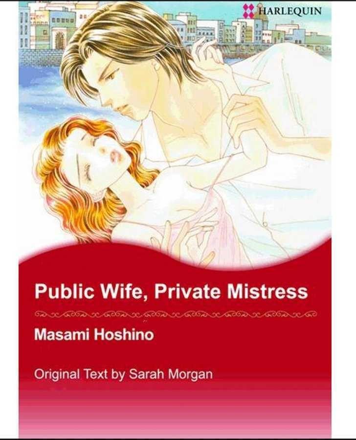 Sicilia de Aishite vol.1 chapter 0 : Public Wife, Private Mistress page 2 - Mangakakalot.com