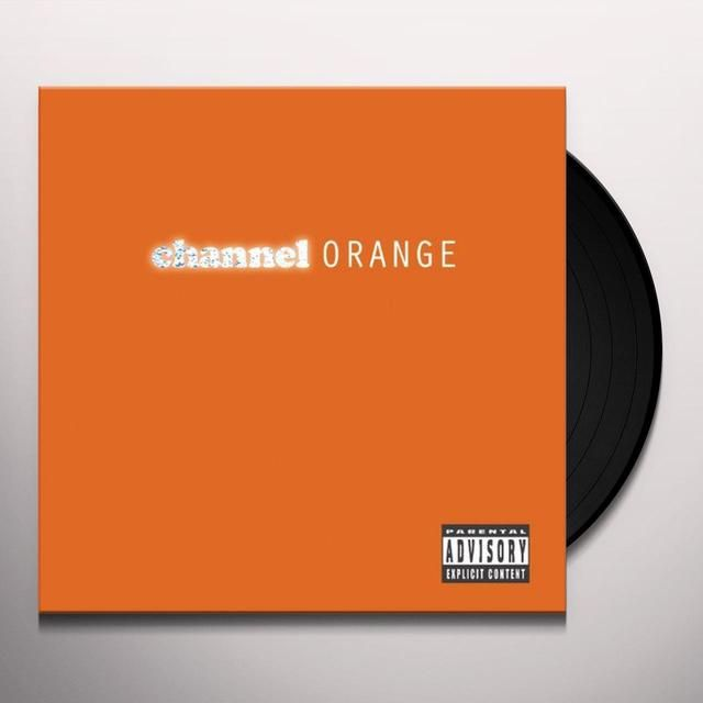 Frank Ocean CHANNEL ORANGE Vinyl Record