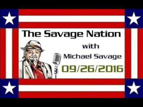 Michael Savage radio broadcast which was banned by all his radio affiliates