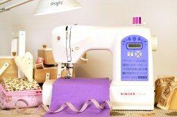 Macchina per cucire elettronica Singer Starlet 6680 - SINGER Starlet 6680 con i suoi 80 punti di cucito disponibili ti aiuta a realizzare tutto il cucito che vuoi per personalizzare ed abbellire la tua casa ed il tuo abbigliamento. Dotata di tavolo prolunga.