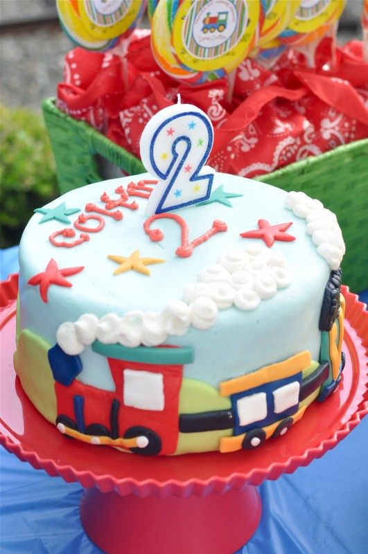 194 best Boys Vintage Train Birthday Party images on Pinterest