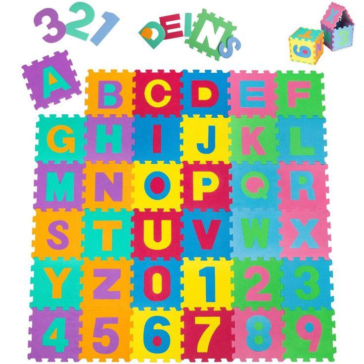 Puzzleteppich