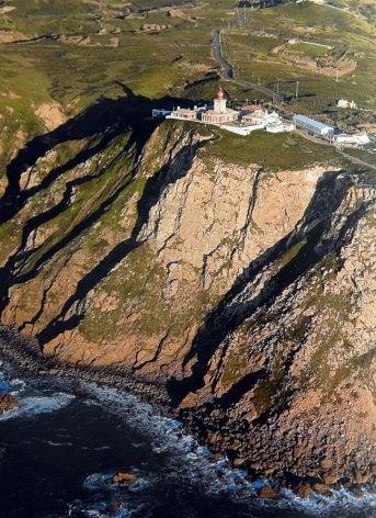 Cabo da Roca lighthouse, Portugal by Filipe Jorge