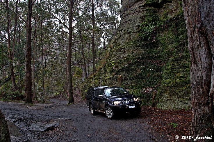 Blackfellows Hand Trail, Newnes NSW