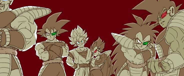I love saiyans. For some reason they are just so interesting and cool, which is why I love all of them really.