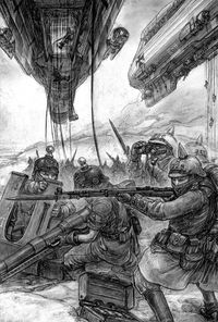The Great War: A Steampunk WW1 Game [Sign Ups]   Paradox Interactive Forums